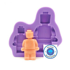 Brick Men Lego Silicone Moulds