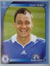 Panini 232 John Terry Chelsea FC UEFA CL 2008/09