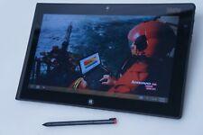 "LENOVO ThinkPad Tablet 2, 64GB 2GB RAM 1.8GHz Windows 8 Pro, 10.1"" - Black"