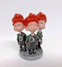 figurine walt disney rebelle - les triplés.