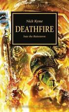 deathfire (Horus hérésie) par Kyme, Nick Livre de poche 9781784961558 NEUF