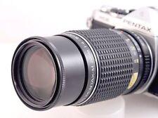 SMC PENTAX-M 75-150mm Zoom f4 Lente Para Pentax ME, MX, ME-Super Etc, En Caja