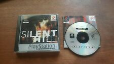 SILENT HILL  PS1 PS2 PS3 PLAYSTATION 1 2 3 COMPLETO ITA OTTIMO STATO
