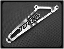 Exhaust Hanger for APRILIA TUONO 1000 - All up to 2005 - Polished Bracket