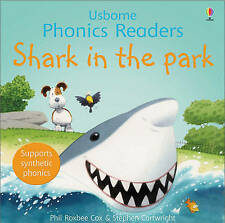Shark In The Park Phonics Reader by Usborne Publishing Ltd (Paperback, 2006-H004