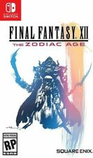 Final Fantasy Xii: The Zodiac Age 2 for Nintendo Switch [New Video Game]