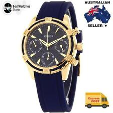 Gold Plated Case Analogue Casual Round Wristwatches
