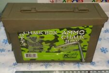 Kraft Tool Co. Heavy Duty Ammo Can Chalk Box Line Gg302 150