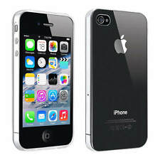 Carcasa protectora iPhone 4 y 4S Silicona Flexible - Transparente