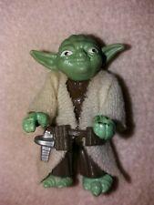 Yoda Brown Snake Star Wars vintage figura de acción SW esb ROTJ last 17
