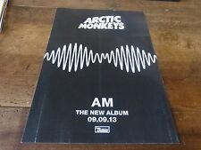 ARCTIC MONKEYS - AM !!! Publicité de magazine / Advert !!!