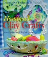 NEW - Handmade Clay Crafts: Decorative Techniques & Projects