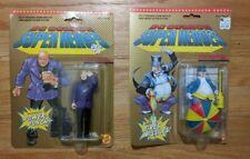 Vintage Toy Biz DC Comics Superheroes MOC: Lex Luthor, Penguin