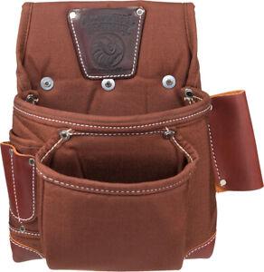 Occidental Leather 8381 Stronghold Rough Framer Fastener Bag Tool Belt Bag