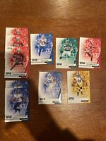 2020 Panini Playoff Football Rc Lot Of 10 NFL Rookie RB LOT Jonathan Taylor