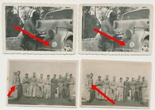 116210: 199 Foto, HG Division, Afrika, DAK, Lkw Maling Kennung, Panzer Stug Flak