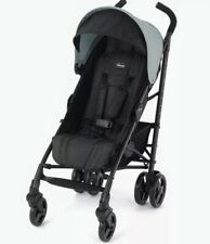Chicco LiteWay Stroller in Astral- Up to 40 lbs New Other-Damage Box Never Used