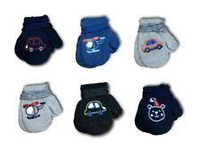 Baby Boy Toddler Children Autumn ABS Mittens With String Gloves Size 6m-4 Years