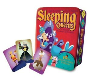 NEW Sleeping Queens 10Th Anniversary Tin from Mr Toys