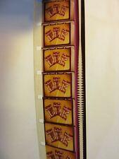 Pellicule 16 mm.Film vintage publicitaire .KREMA.Bonbons UNIMEL.