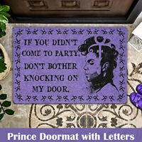 2021 Funny Doormat-If You Didn't Come to Party Don't Bother Knocking On My Door