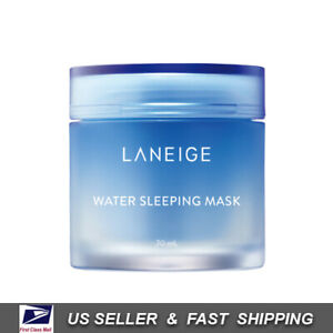 [ LANEIGE ] Water Sleeping Mask 70 ml (2.3 fl.oz) RENEWED