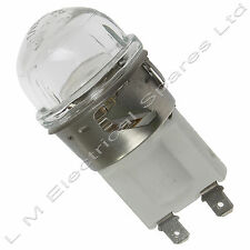 Genuine Smeg Oven Light Lamp Bulb Cover & Holder Assembly 696050052