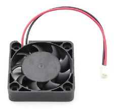 BRUSHLESS 2-Pin CPU Ventola Di Raffreddamento Cooler 1000-2000RPM 4 x 4 x 1cm DC Chip 12V 117A