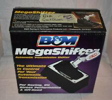 B Amp M Quicksilver 80683 Automatic Transmission Ratchet Shifter