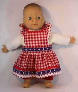 Baby Doll soft body 14inch 36cm in handmade clothes