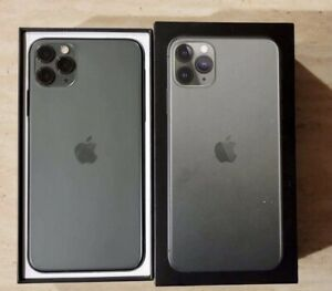 Apple iPhone 11 Pro Max - 64GB - MidnightGreen (Unlocked)