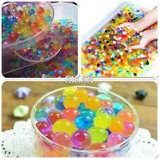 200-100000 Orbeez 7 Couleurs Mariage eau perles vase Magic Balls Decor Spa
