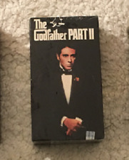 The GodFather Part 2 Like New/Opened To Watch Once