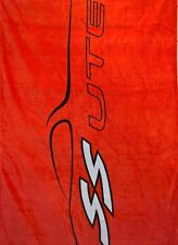 ~ Holden - SS UTE LARGE VELOUR BATH / BEACH TOWEL *Holden No More Stock*