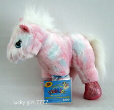Webkinz Full Size PINK PONY w/ Sealed Code 4 Online Play FREE SHIPPING