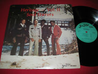 VG++ BLACK GOSPEL LP - SOUL STIRRERS - HERITAGE - VOL II - JEWEL LPS 0113