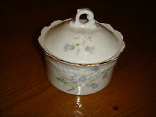 Reduced Price Made in England Fine Bone China lidded bowl