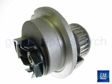 Genuine Vauxhall Astra G + Others, Brand New 1.8 Petrol Water Pump 90543935