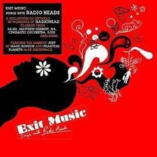 Exit Music: Songs with Radio Heads; 2006 CD, Radiohead Tribute, RJD2, PROMO Raps