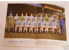 Football League Review 1969-1970  Huddersfield Town