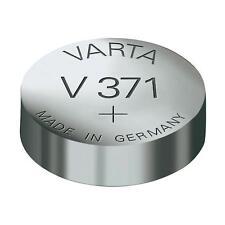 VARTA  1 Piles V371 371 SR920SW SR69SW SR920 SR69 1,55V