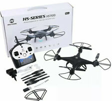 Holy Stone HS110D WIFI FPV RC Drone, 720P HD Camera 2.4G Altitude Hold. Open Box