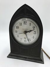 Collectible rare Hammond electric alarm clock made in 1920s Chicago IL USA
