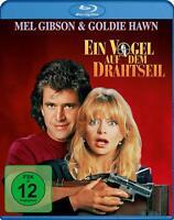 Ein Vogel auf dem Drahtseil [Blu-ray/NEU/OVP] Mel Gibson, Goldie Hawn, David Car