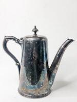 Antique Maple & Co. London Silver Teapot