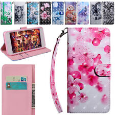 Leather Magnet Stand Flip Cover Case For Samsung A12 S21 S20 FE Note20 Ultra A51