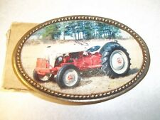 FORD 8N Tractor BELT BUCKLE COLLECTIBLE DECORATIVE BELT BUCKLE NEVER BEEN WORN