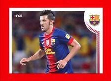 Panini Adrenalyn Road to FIFA World Cup 2014 brasil-tripulación España