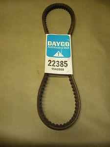 Dayco 22385 Vintage Cunningham,Hudson.Packard/ HD truck UD 1100,1800,2300,3000SD