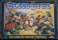 Blood bowl boxed game OOP complet game workshop warhammer
